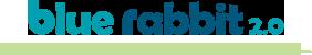 Blue Rabbit 2.0 logo