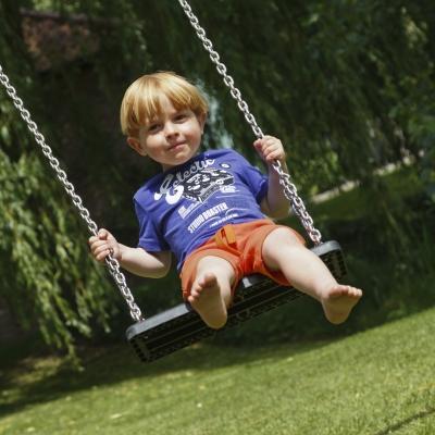 Rubber swing seat 'basic'