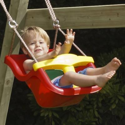 Baby seat 'luxe' - Blue Rabbit 2.0