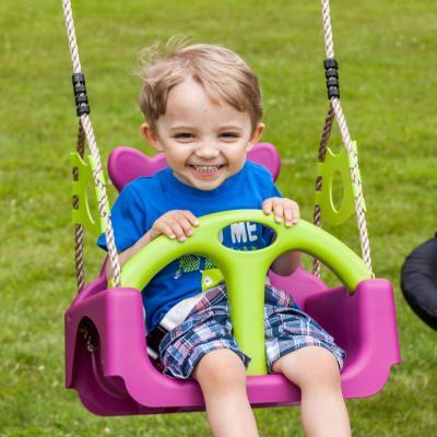 Baby seat 'Trix' - Blue Rabbit 2.0